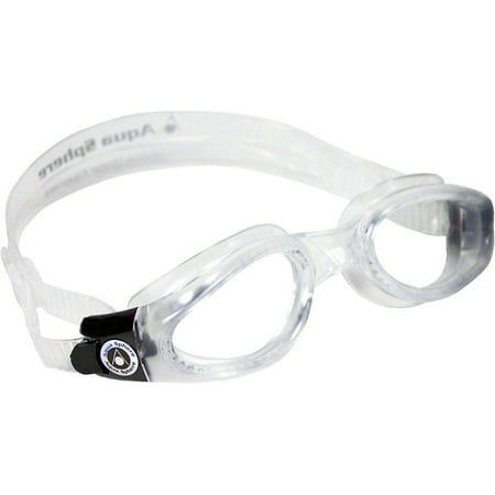 Aqua Sphere Kaiman SF Goggles: Clear with Clear Lens