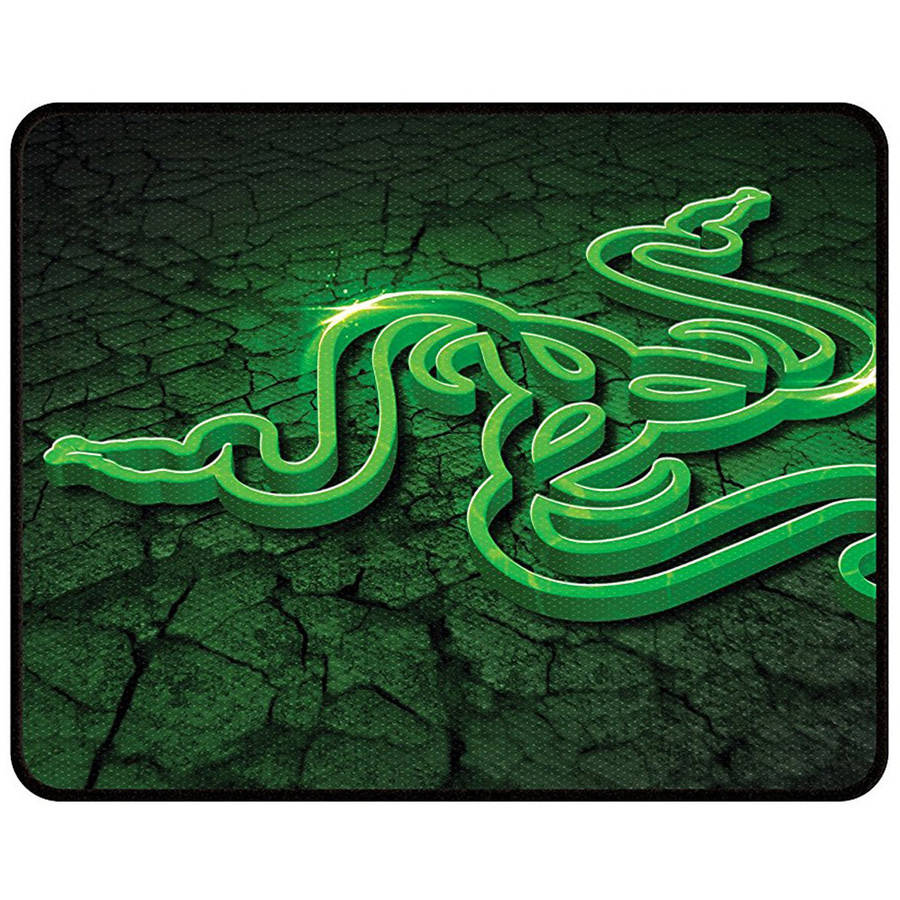 Razer Goliathus Control Fissure - Precision Cloth Gaming Mouse Mat - Professional Gaming Quality - Medium