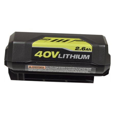 Ryobi Tools OP40261 40V Lithium-Ion Battery w/ Fuel Gauge