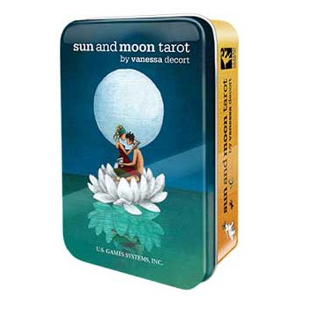 RBI Tarot Cards Sun and Moon Get Answers Cast Your Future