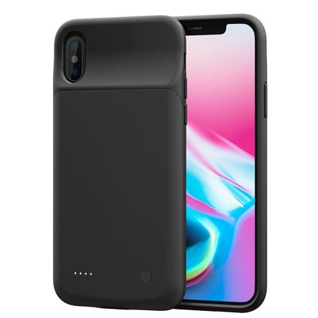 Functional Cell - iPhone Xs Max Battery Case with Fully Functional Lightning Port (4000mAh)
