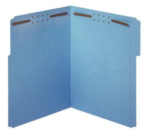 Globe Weis Top Tab Fastener Folder (50 Per Box)