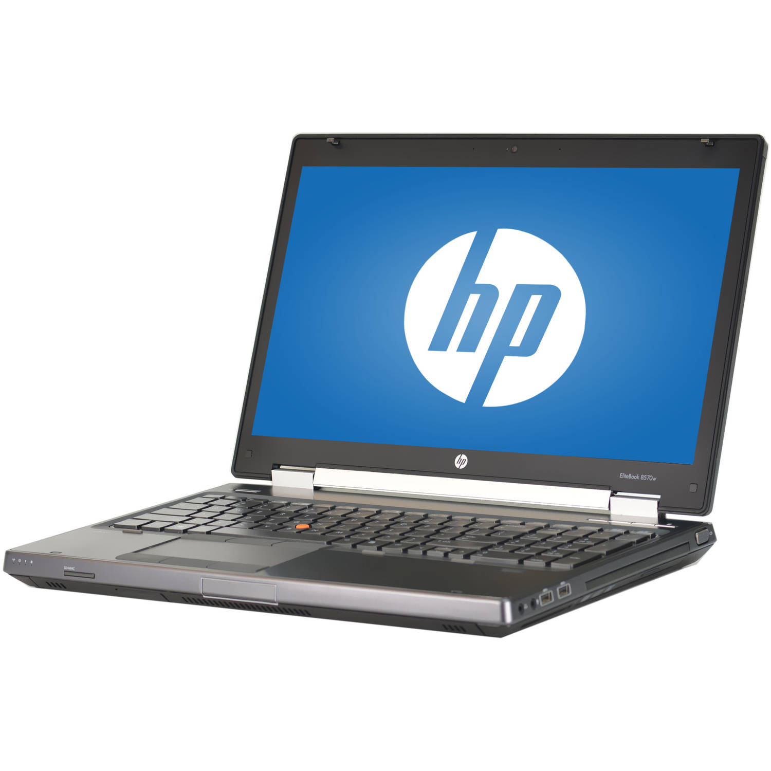 "Refurbished HP 15.6"" EliteBook 8570W Laptop PC with Intel Core i7-3720QM Processor, 16GB Memory, 750GB Hard Drive and Windows 7 Professional"