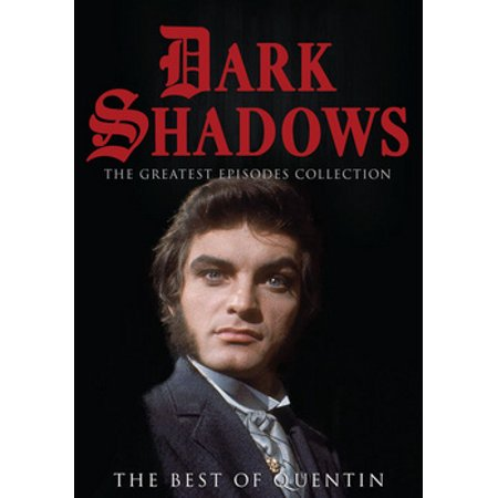 Dark Shadows: The Best of Quentin (DVD)