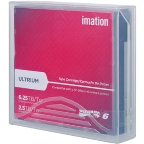 Imation Ultrium LTO 6 WORM Cartridge with Case 29133