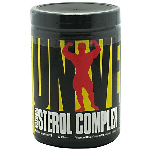 Universal Nutrition Natural Sterol Complex - 90 Tablets