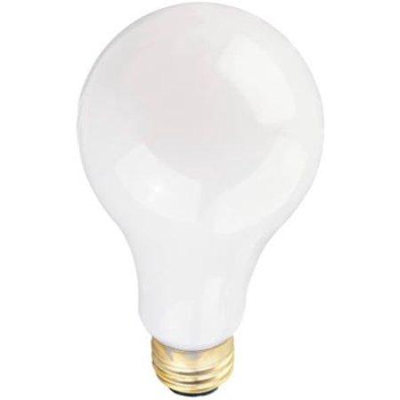 - Globe Electric 70958 200-Watt Frosted Light Bulb