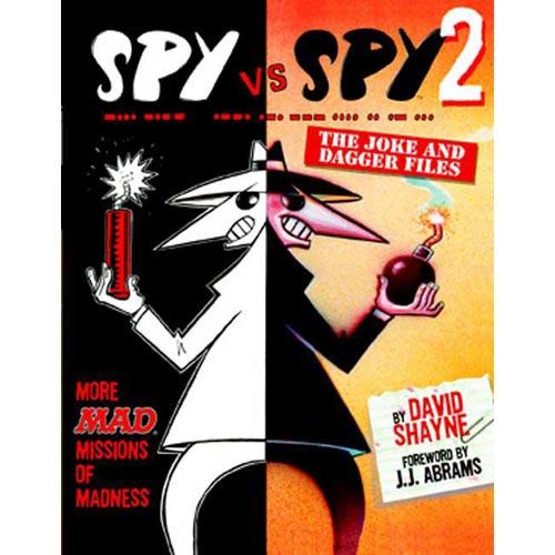 Spy Vs Spy 2: The Joke and Dagger Files