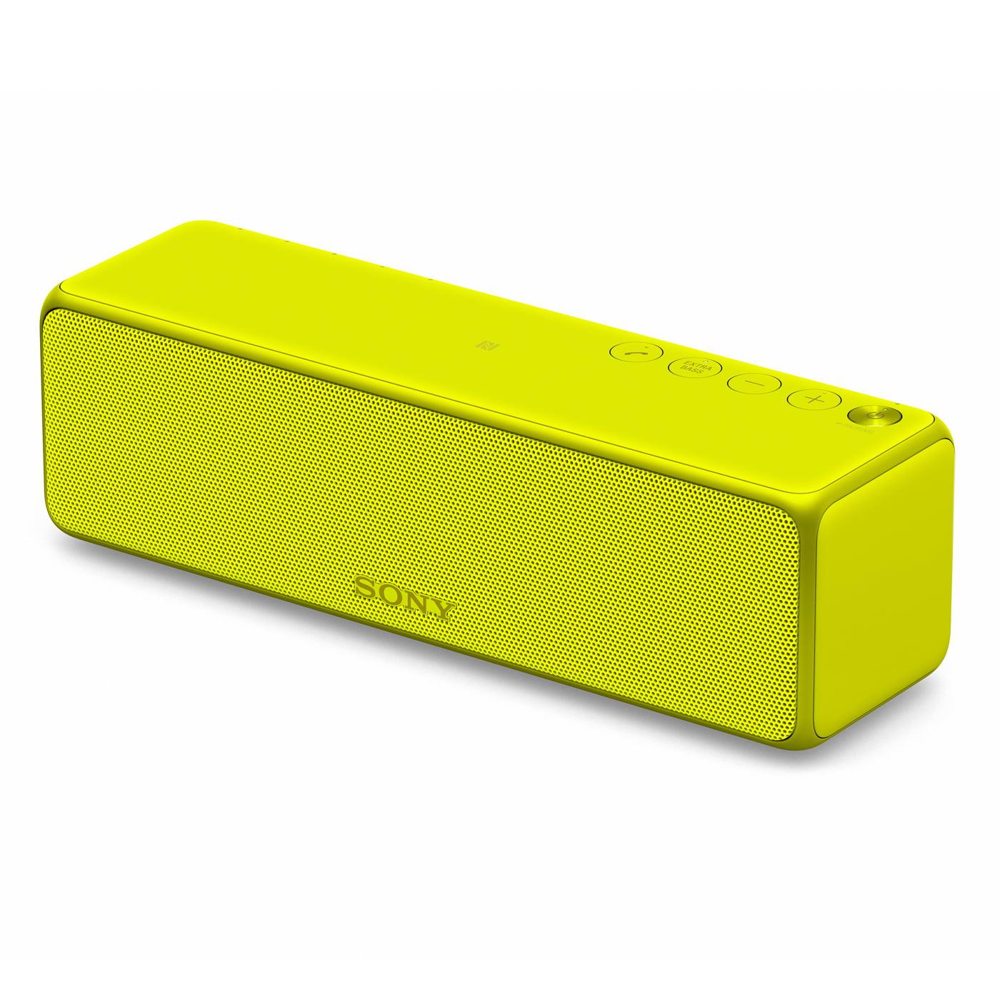 Sony h.ear go SRS-HG1 Hi-Res Wireless Speaker for Streaming Music Lime yellow SRSHG1/YEL