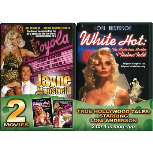 White Hot: The Mysterious Murder Of Thelma Todd / The Jane Mansfield Story