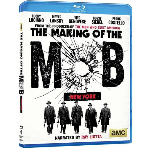 MAKING OF THE MOB (BLU-RAY)