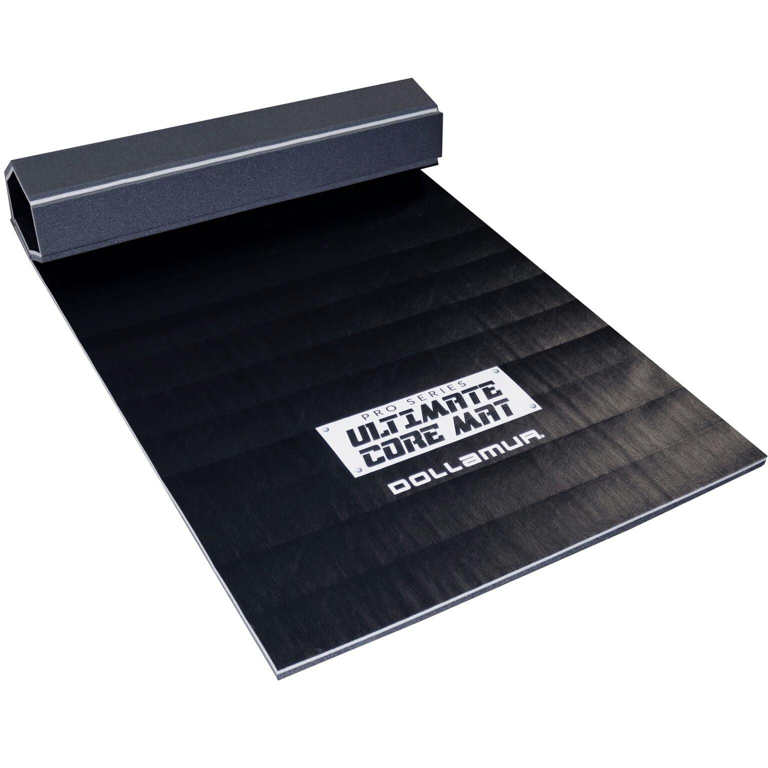 Fitness Mat, 3'x6', Black