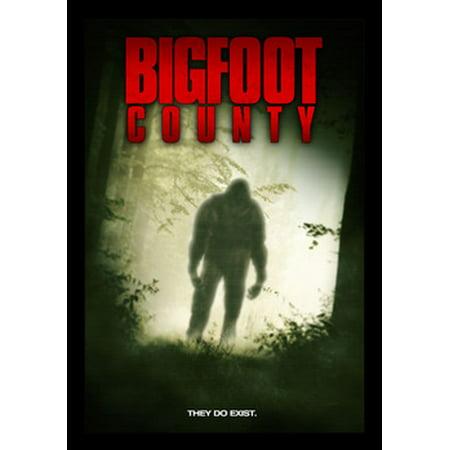 Bigfoot County (DVD) (Bigfoot Costume Movie Quality)