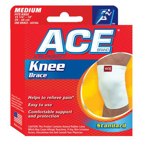 Ace Knee Brace Support, Medium - 1Ea