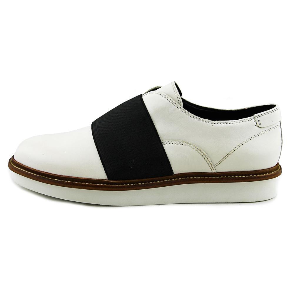 Dolce Vita Saxon Women  Round Toe Leather White Loafer