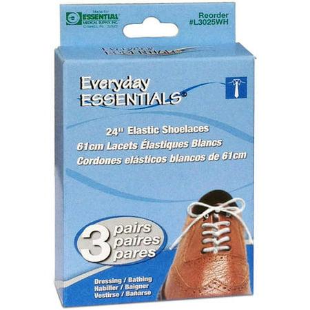 Everyday Essentials Elastic Shoelace 32