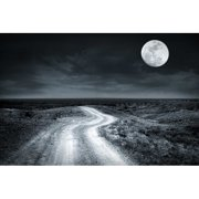 Selections by Chaumont ''Full Moon'' Graphic Art