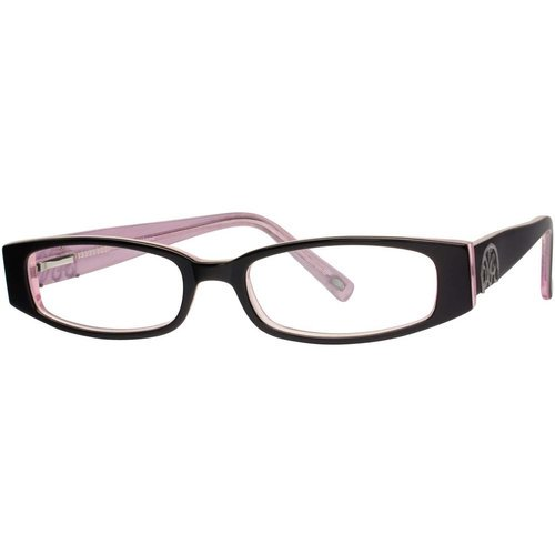 Daisy Fuentes Cecilia Rx-able Eyewear, Burgundy - Walmart.com