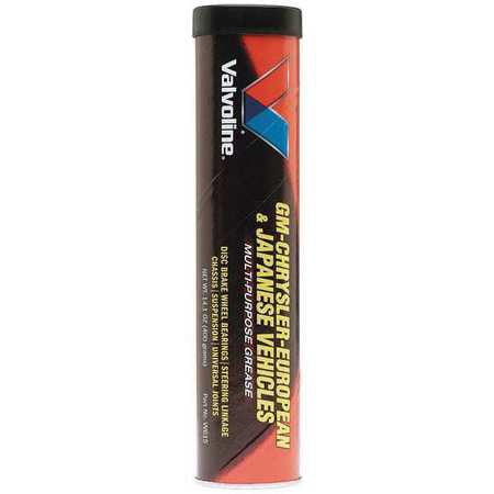 VALVOLINE VV61510 14.1 oz. Red Extreme Pressure and High Temperature Cartridge