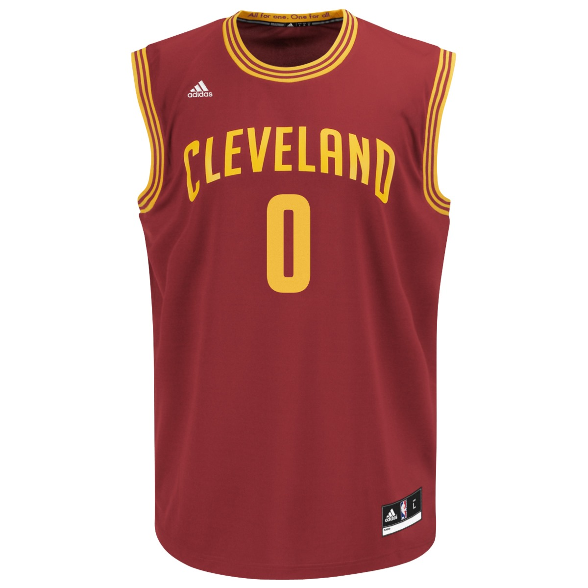 Kevin Love Cleveland Cavaliers Adidas NBA Replica Jersey - Maroon