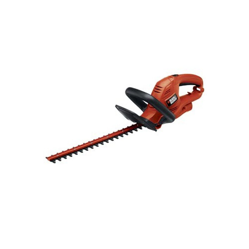 Black & Decker HT18 3.5 Amp 18 in. Dual Action Electric Hedge Trimmer by Black & Decker