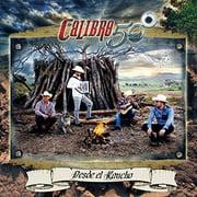 Calibre 50 - Desde El Rancho (CD)