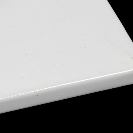 4pcs 395mm x 395mm Pendant Lamp Ceiling Plates Folding Square Type Chassis Disc - image 3 de 4