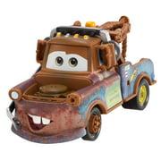 Disney/Pixar Cars Diecast Mater with Headset