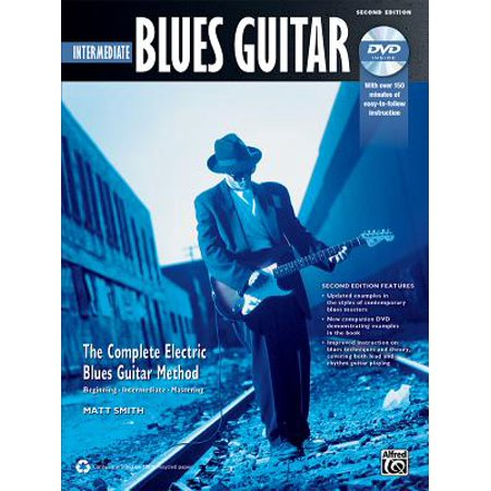 Complete Method: Intermediate Blues Guitar: The Complete Electric Blues Guitar Method (Other) Delta Blues Guitar Tabs