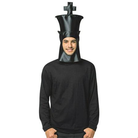 King Kong Mask (King Chess Piece Mask Halloween Costume)