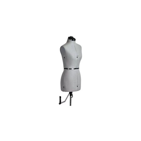 adjustable mannequin dress form female - size petite