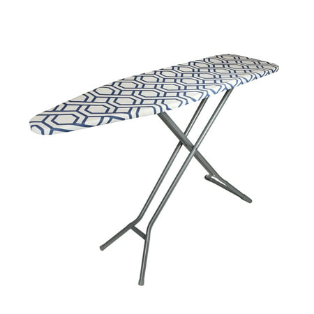 Mainstays 4 Leg Blue Moonlight Ironing (Best Ironing Board Extra Large)