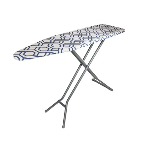 Mainstays 4 Leg Blue Moonlight Ironing Board