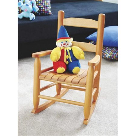 Terrific Childs Rocking Chair Natural Inzonedesignstudio Interior Chair Design Inzonedesignstudiocom