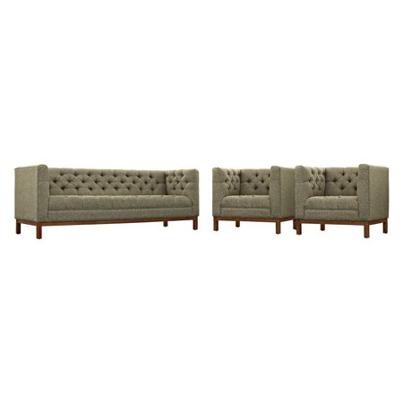 Modway Panache Living Room Upholstered Sofa Armchairs Multiple