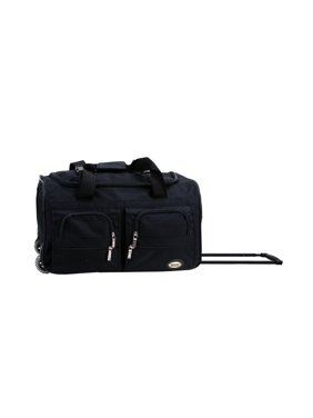 "Rockland Luggage 22"" Rolling Duffle Bag PRD322"