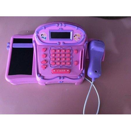 Disney Princess Pink Electronic toy Cash Register