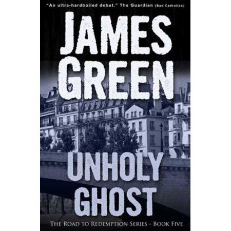 Unholy Ghost - eBook