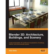 Blender 3D: Architecture, Buildings, and Scenery - eBook