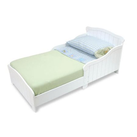 White Toddler Bed Walmart.Nantucket White Toddler Bed