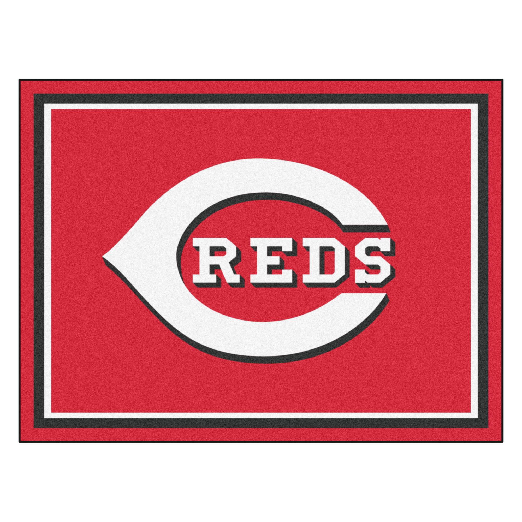 MLB - Cincinnati Reds 8'x10' Rug