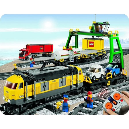 Lego City Cargo Train 7939 Discontinued By Manufacturer