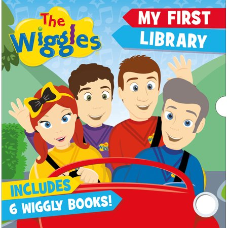The Wiggles: My First Library : Includes 6 Wiggly Books
