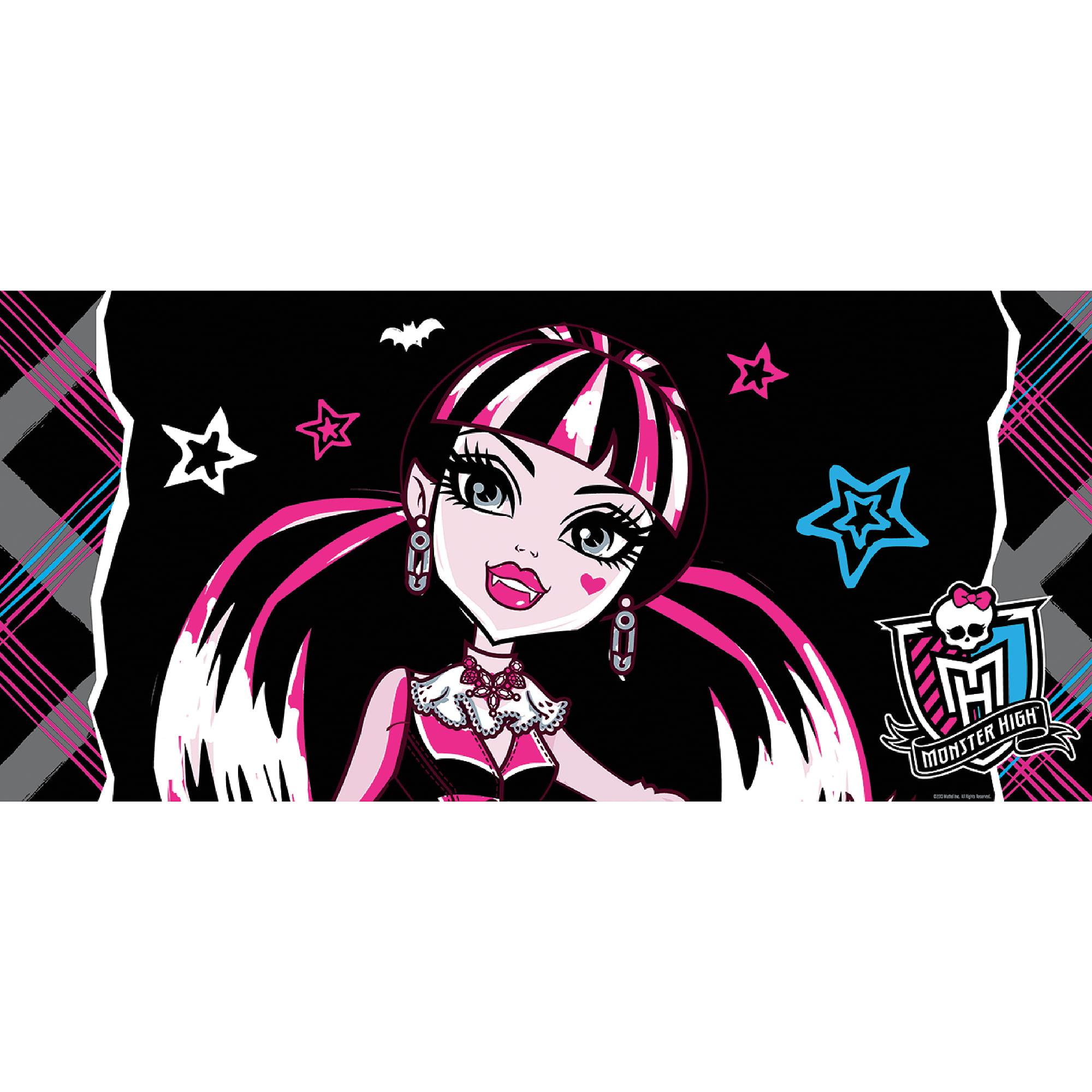 Monster High Cool Ghouls Tub Mat