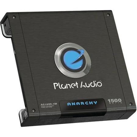 planet audio ac1500 1m anarchy class ab monoblock amp. Black Bedroom Furniture Sets. Home Design Ideas