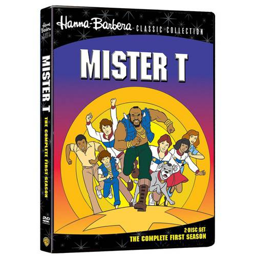 Hanna-Barbera Classic Collection: Mister T - The Complete First Season (Full Frame)