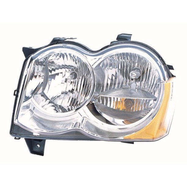 Go Parts Oe Replacement For 2008 2010 Jeep Grand Cherokee Front Headlight Assembly Housing Lens Cover Left Driver Side 55157483ae Ch2518131 Replacement For Jeep Grand Cherokee Walmart Com Walmart Com