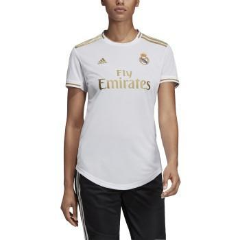 adidas Real Madrid Home Womens Jersey 2019 2020