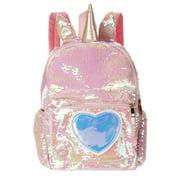 4 Type Cute Sequins Student Backpack Female Girls Women College Pack School Travel Rucksack Shoulder Bag