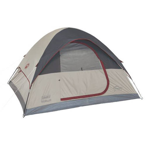 Coleman 6-Person Traditional C&ing Tent  sc 1 st  Walmart & Coleman 6-Person Traditional Camping Tent - Walmart.com